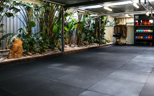 Cross fit gym in Perth