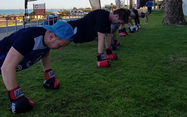Group Boxing Training Perth