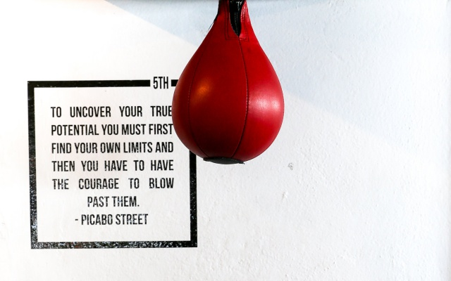 Fitness motivation - Boxing Perth