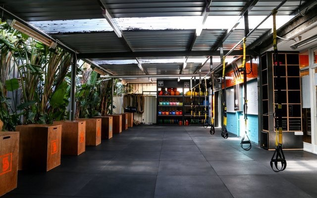 Boxing gym in Perth