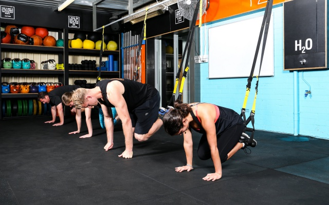 Perth cross fit training