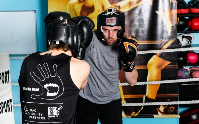 Boxing Sparring Perth